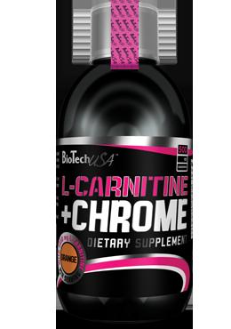 Инструкция по применению препарата карнитин+хром.