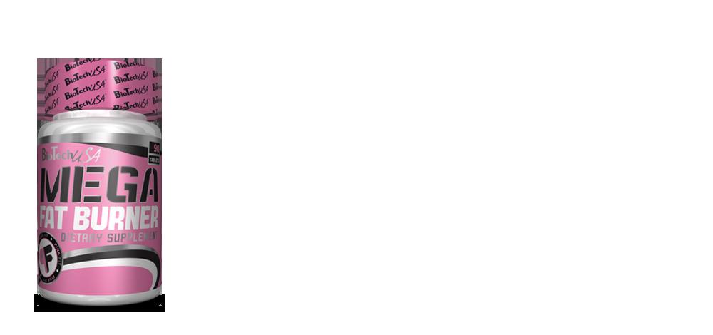 Mega fat burner - BioTechUSA