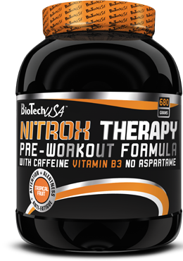 Nitrox Therapy - Nitroxes and Energizers - BioTechUSA