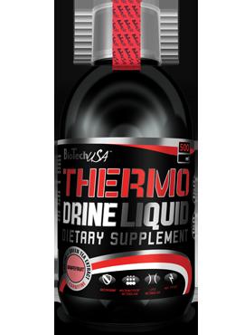 Thermo Drine Liquid Lipotropic And Thermogenic Formulas
