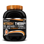 The all new Nitrox Therapy.